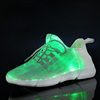 High quality USB light up rechargeable youth adults bowling led flashing lights shoes IN STOCK