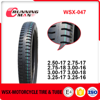 China Motorcycle Tyre 3.00-17 Exported In Philippines