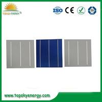 Best buy 156x156 silicon polycrystalline solar cell for sale direct china