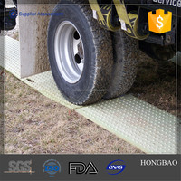 1.2mx2.4m temporary floor protection, plastic access mats