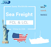 freight forwarding/forwarder shipping rates to Los Angeles USA