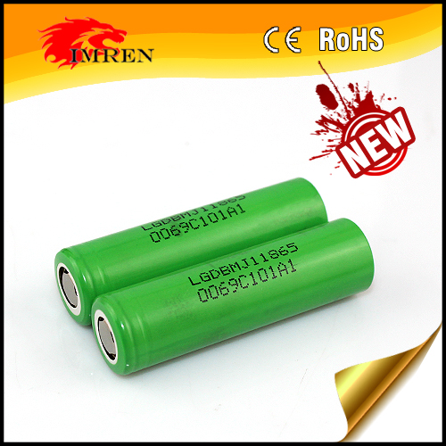 LG MJ1 18650 3.7V 3500mAh Li ion Battery With 10A Discharge