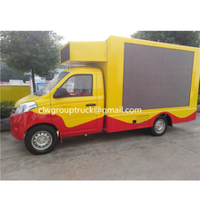 Factory outlet Mini Mobile Digital Advertising Truck