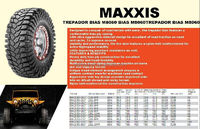 MAXXIS Brand MT Tyre mud