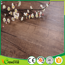 High Quality Stain Resistant PVC Click Vinyl Floor Tiles