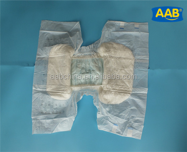 Adult rubber diaper