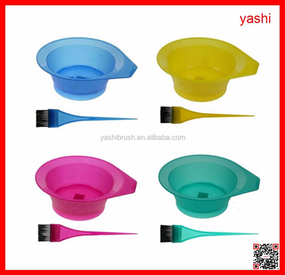 YASHI Hair Coloring Tint & Brush