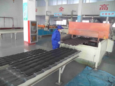 Roofing Tile Forming