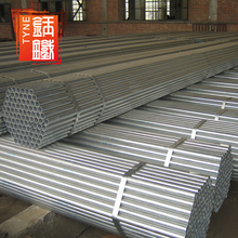 ERW black galvanized carbon steel pipe cheap price outer diameter gavanized steel pipe