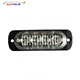 4 LEDs Flash light Super Slim LED Strobe Light New LED