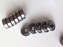 High powered open ceramic ball bearing miniature bearing MR137zz