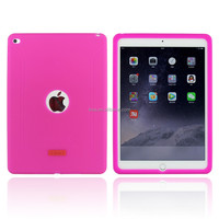 Premium Soft Rubber Silicone Case Cover For iPad Air 2