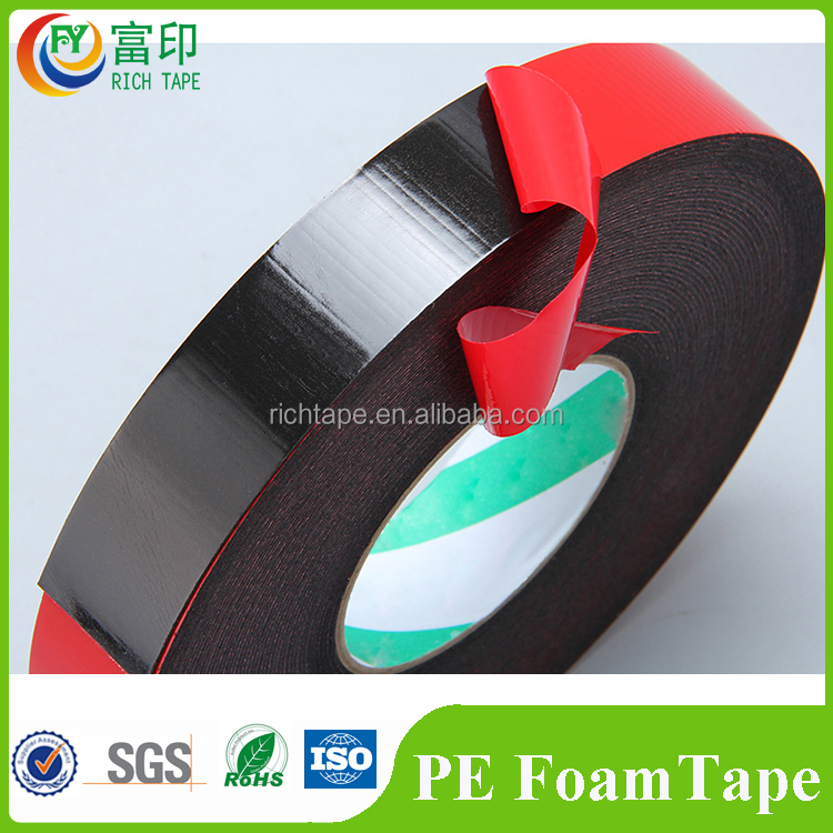1mm Thickness Jumbo Roll Equivalent 3M Double Adhesive Foam Tape