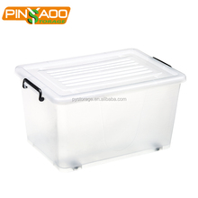 Economical Large Plastic Waterproof Clear Shoe Storage Boxes