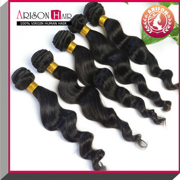 cheap good sew in hair extensions