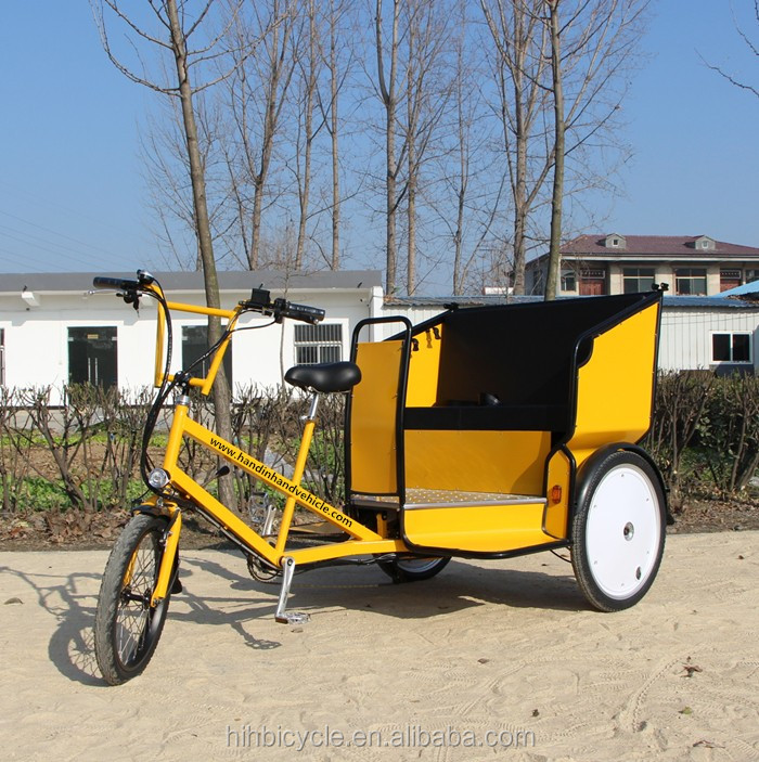 chinese bike taxi with CE certificate passenger auto rickshaw price