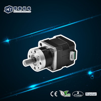High Accuracy Nema 17 geared stepper motor with low backlash