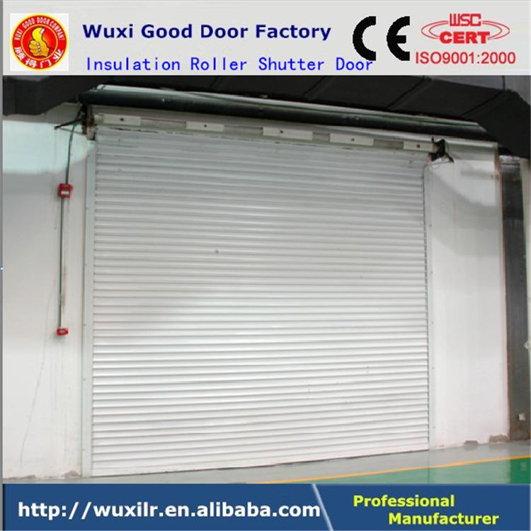 Insulated Roll Up Garage Door Manufactures Insulated Roll Up Garage