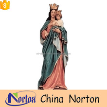 religious saint garden statue of virgin mary for sale NTRS-CS075Y