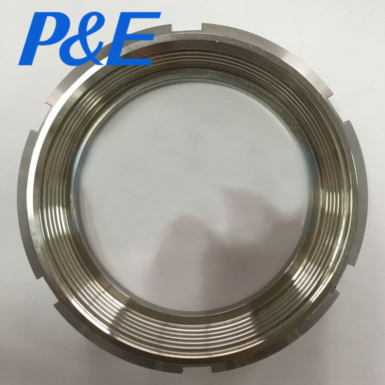 High quality DIN standard weld staninless steel round nut