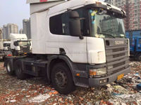 Used Scania P380 Tractor Head Volvo Tractor head P380 best price Scania