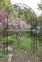Metal Garden Nature Rose Arch
