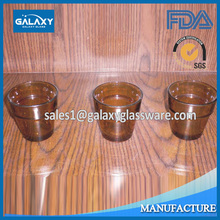wholesale replacement glass candle cup holder cheap