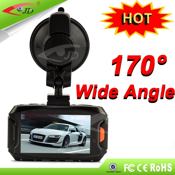 2016 wholesale manual car video recorder gps navigation G-Sensor HDR