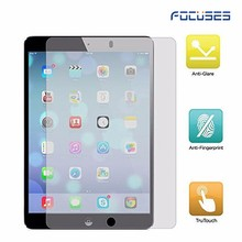 0.33mm Ultra thin anti shock matte tempered glass screen protector for iPad iPad air