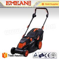 1600w professional portable Garden Tools electrical mini lawn mower