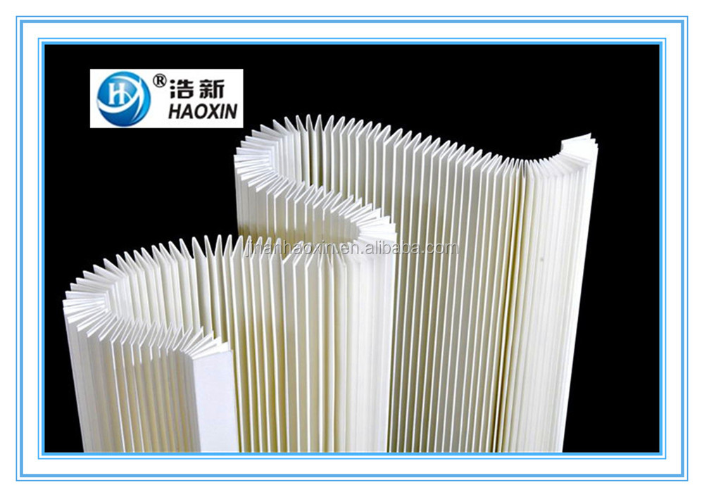 PET Spunbond nonwoven fabric used as filtration materials
