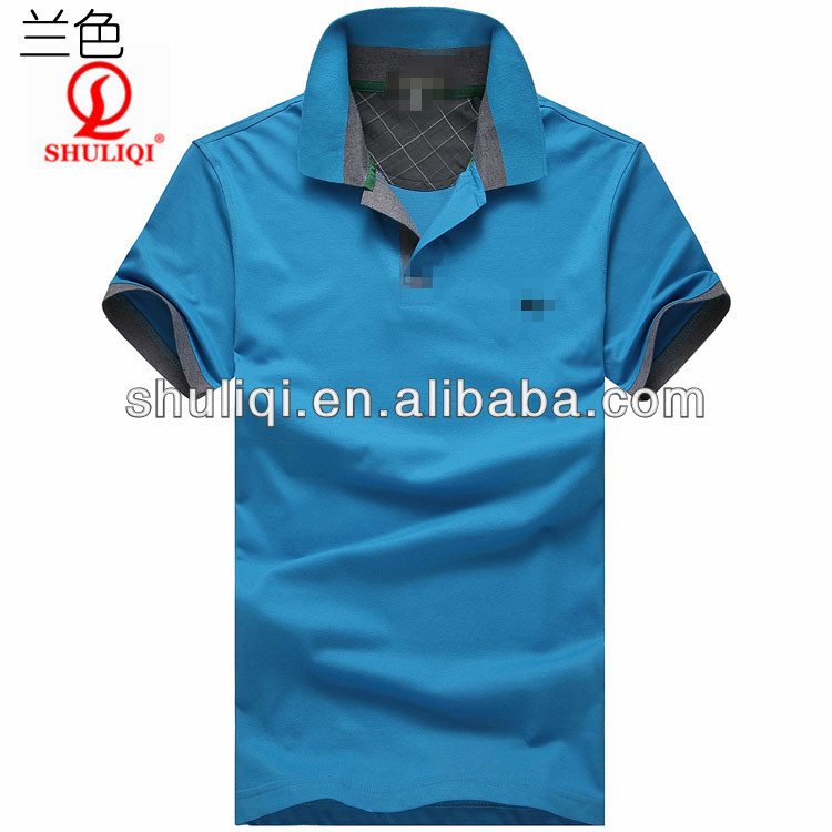 The new 2014 polo shirts wholesale china