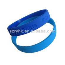 Button silicone bracelet make custom bracelets