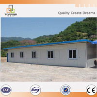 cheap portable shelters prefab houses pre manufactured house for Nigeria