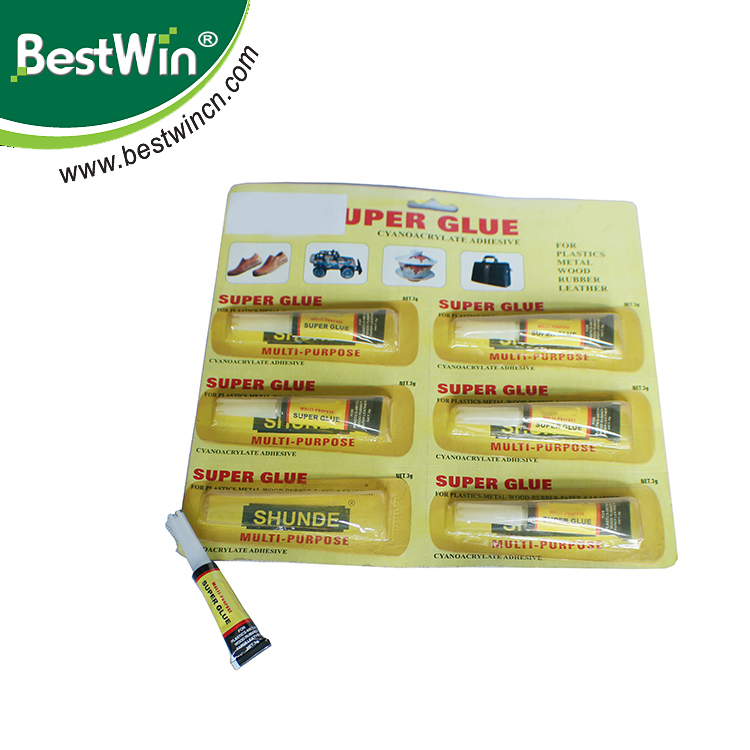 professional adhesive factory high quality heat resistant super glue