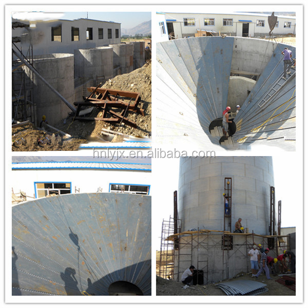 Hot New Products Professional Design Grain Storage Silo Price