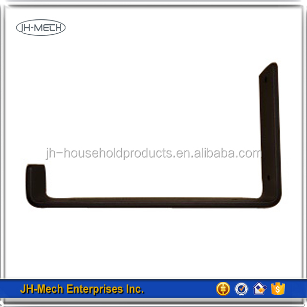 Customized high quality metal open shelf bracket up