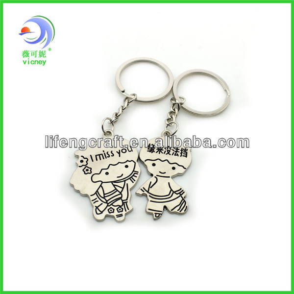 Couple Keychain For Gift(LF-134)