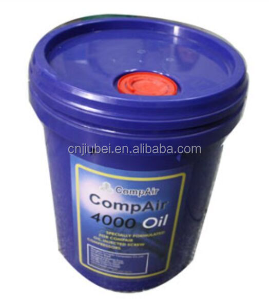 20 Liter CompAir4000 reciprocating synthetic air compressor oil