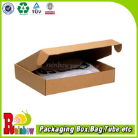 customized corrugated carton packaging paper box for clothing/bulb packaging