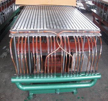 frp Grating mold fiberglass mesh making machine for producing FRP grating