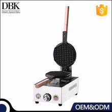 DBK (1-plate) Stainless steel Commercial Electric Ice Cream Cone Baker snack machine/Cone Waffle Maker