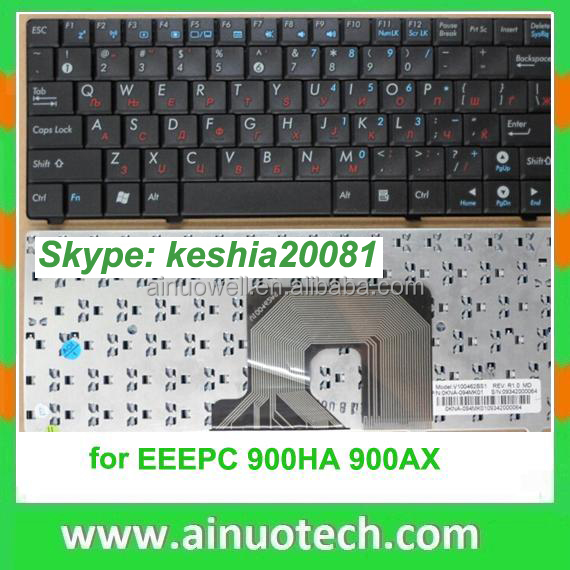 PL FR GR TR SP RU IT UK AR US Laptop Keyboard for asus EPC 1005HA 900 T91 900HA EPC1000 1000H 1000HA laptop repairment keyboards
