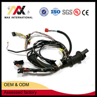 Auto Excavator Wiring Harness, Motorcycle Wiring Harness