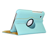 For Samsung Galaxy Tab 2 10.1 inch P5100 P5110 P7500 P7510 360 Rotating Cover PU Leather Case Screen Protector