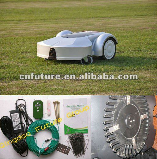 automatic electric lawn mower robot