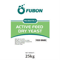 Fubon Active Feed Dry Yeast For
