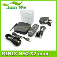 minix neo x7 mini quad core processor 2gb/8gb memory android 4.2.2 tv box minix neo x7mini