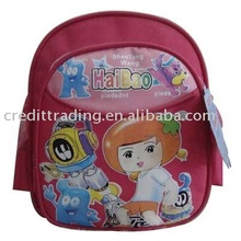 2011 fashion kids school bags in guangzhou
