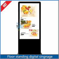 42inch Touch advertising machine all in one pc desktop/stand/wall mount interactive kiosk pricing